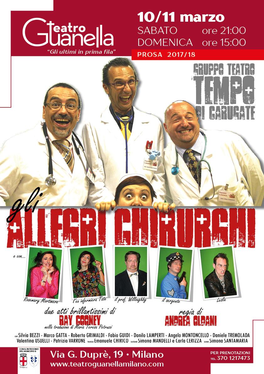 GLI ALLEGRI CHIRURGHI