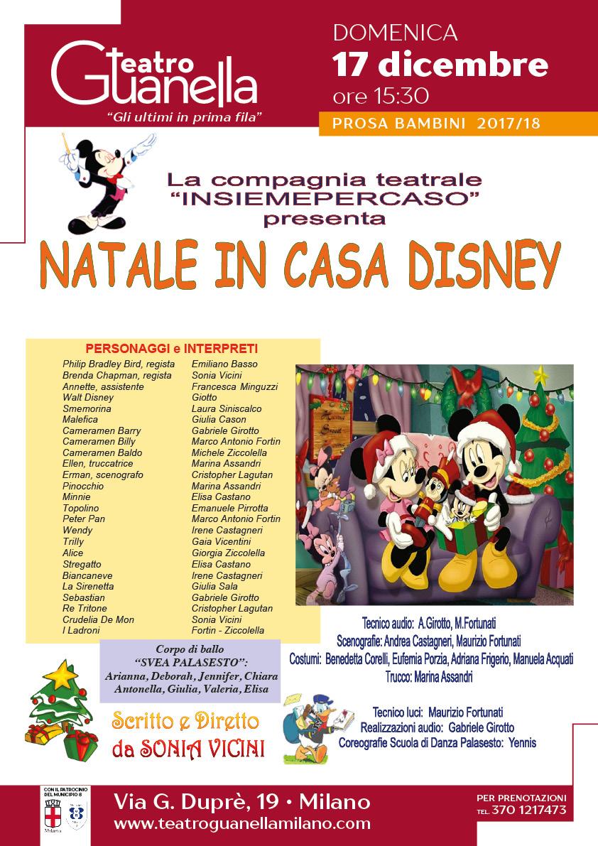 NATALE IN CASA DISNEY