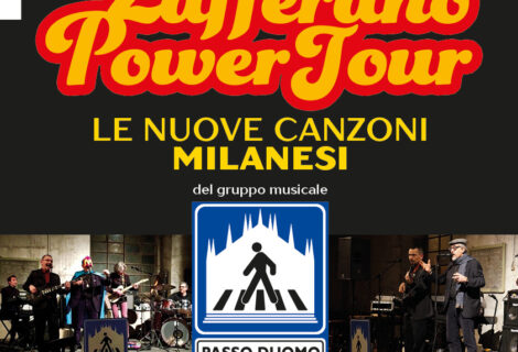 ZAFFERANO POWER TOUR