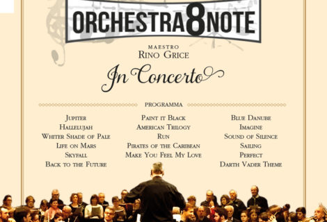 ORCHESTRA 8 NOTE