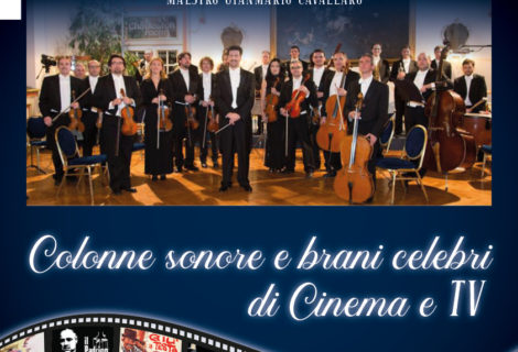 COLONNE SONORE E BRANI CELEBRI DI CINEMA E TV