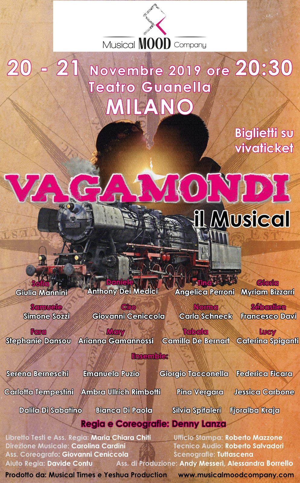 VAGAMONDI – IL MUSICAL