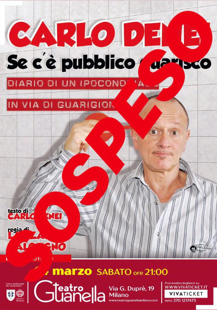 SE C'E' PUBBLICO GUARISCO