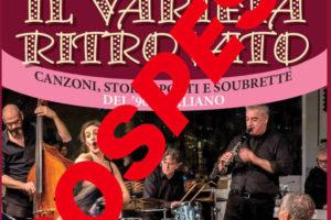 IL VARIETA' RITROVATO: CANZONI, STORIE, POETI E SOUBRETTE DEL '900 ITALIANO